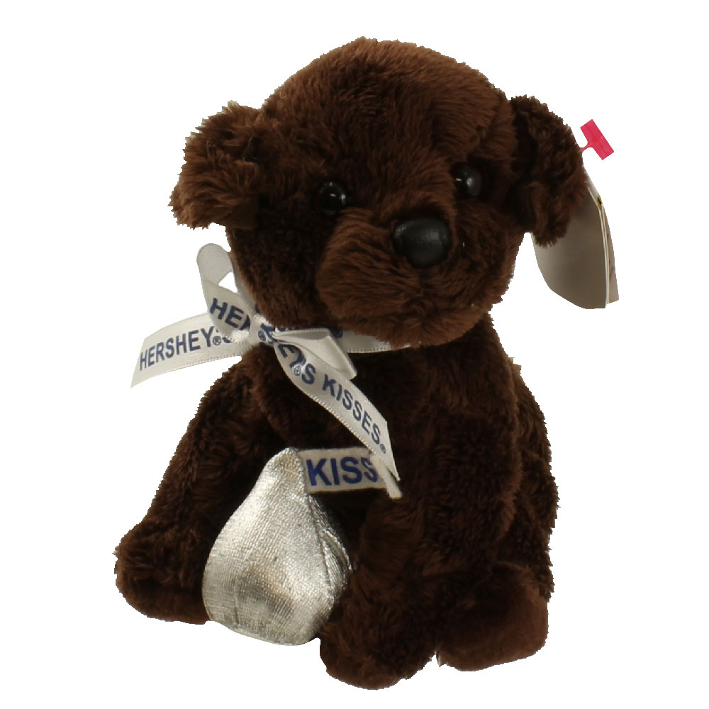 7e3a085be0b TY Beanie Baby - CHOCOLATE KISS the Hershey Dog (Walgreen s Exclusive) ...