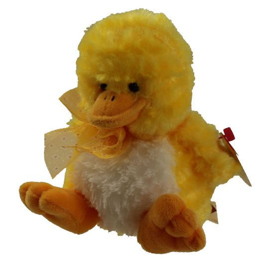 Ty Beanie Baby Coop The Chick 5 5 Inch Bbtoystore Com Toys