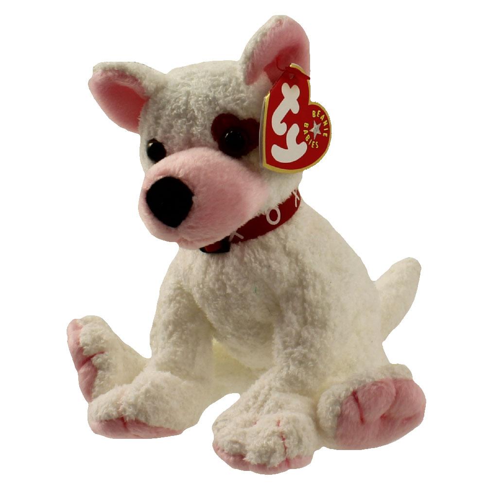 Ty Beanie Baby Cupid The Dog 6 5 Inch Bbtoystore Com