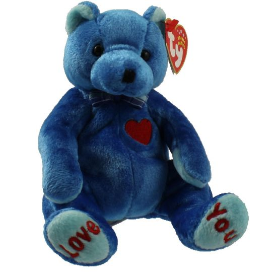 e4afd22301c TY Beanie Baby - DAD-e the Bear (Internet Exclusive) (7.5 inch)   BBToyStore.com - Toys