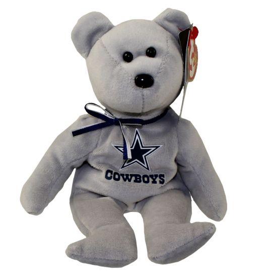 meet 61bae 29b18 TY Beanie Baby - NFL Football Bear - DALLAS COWBOYS (8.5 inch)