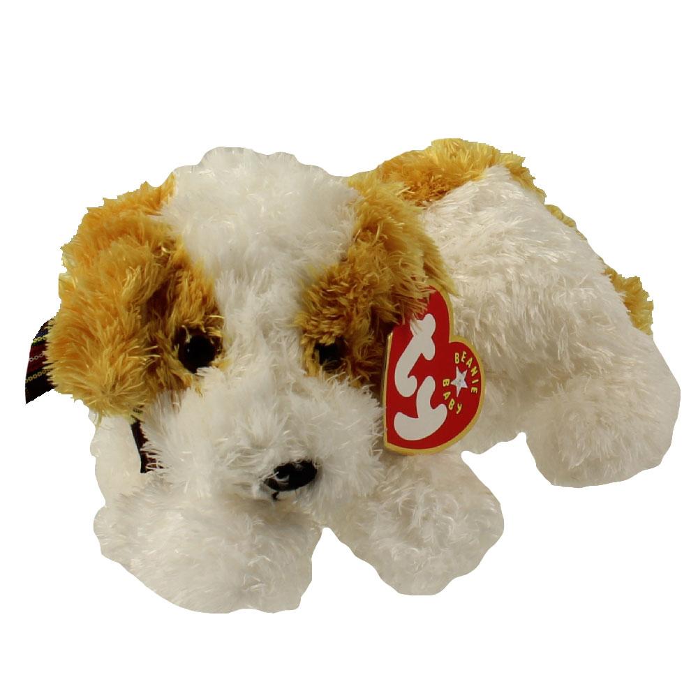 Ty Beanie Baby Darling The Dog 7 Inch Bbtoystore Com Toys
