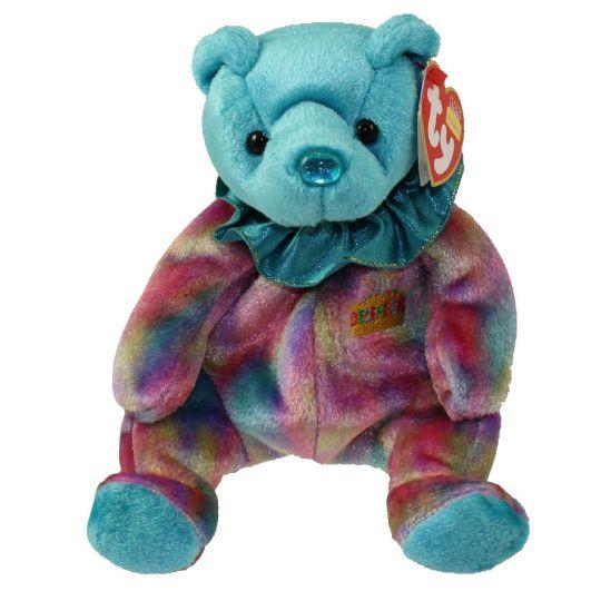 ae1ed3a5447 TY Beanie Baby - DECEMBER the Birthday Bear (7.5 inch)  BBToyStore.com -  Toys