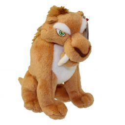 840b5108727 TY Beanie Baby - DIEGO the Sabertooth Tiger ( Ice Age 3 Movie Beanie ) (