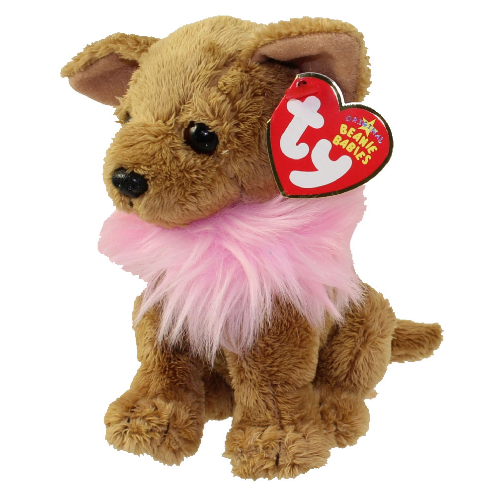TY Beanie Baby - DIVALECTABLE the Chihuahua (5.5 inch)  BBToyStore.com -  Toys 65bad6e0a6e