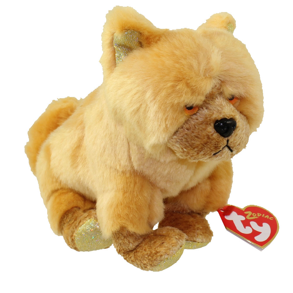f9a6d7f3cda TY Beanie Baby - THE DOG Chinese Zodiac (6 inch)