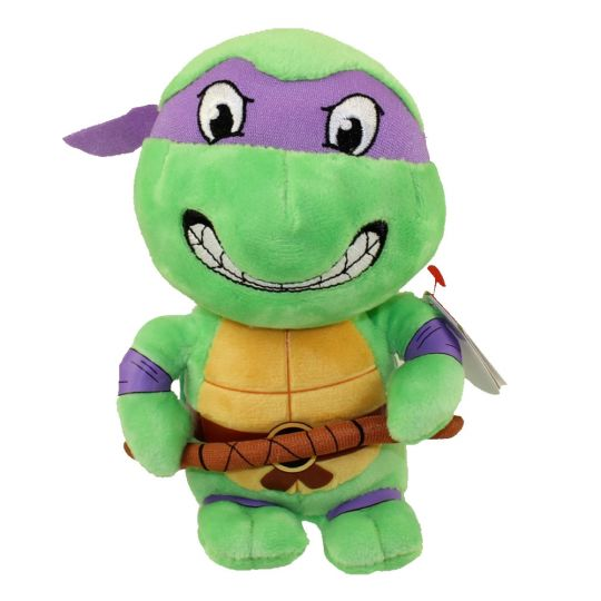1dd10789388 TY Beanie Baby - DONATELLO (Teenage Mutant Ninja Turtles)  BBToyStore.com -  Toys