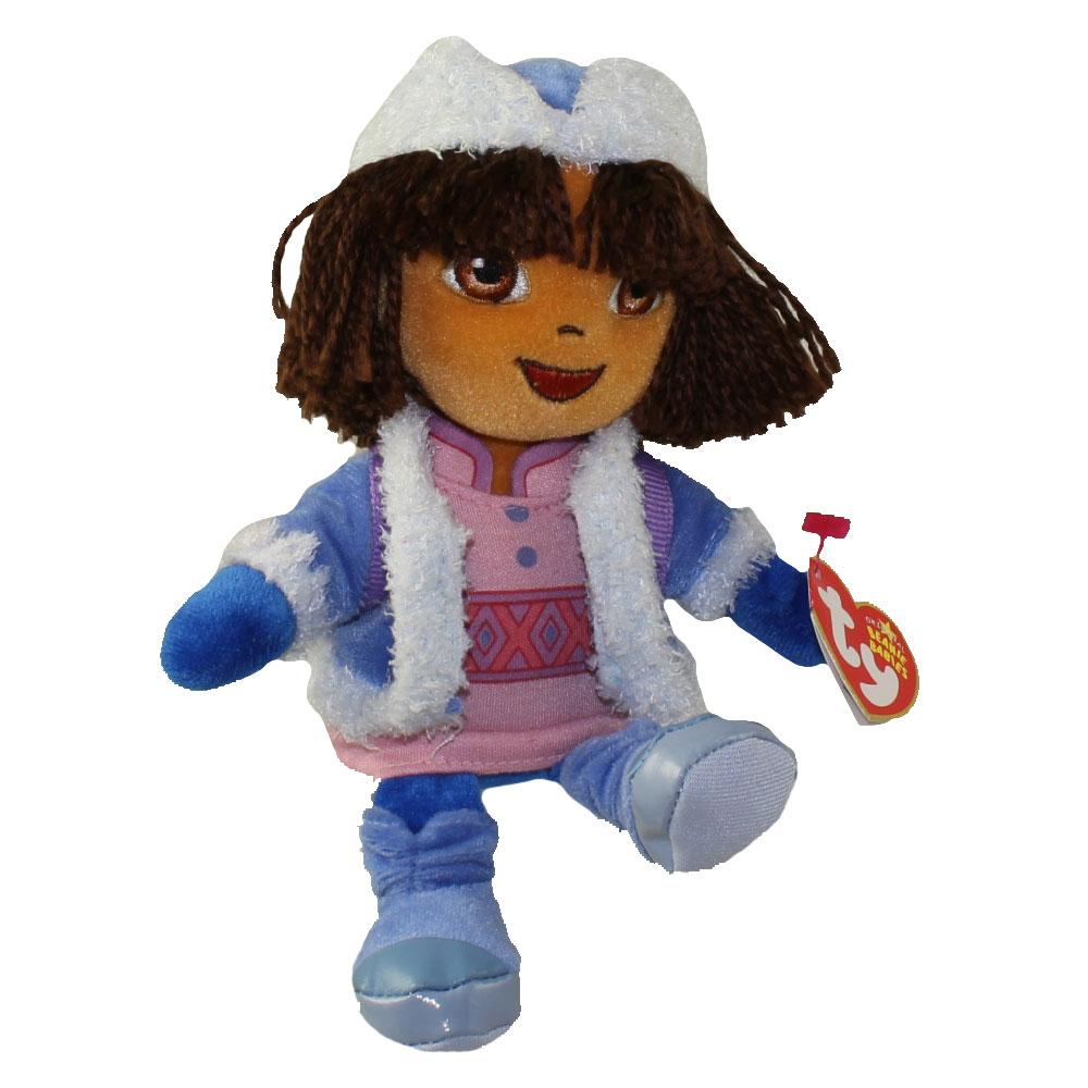 All Dora Toys : Ty beanie baby dora the explorer russia version
