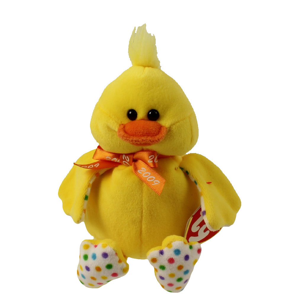 4ee3daa4d7e TY Beanie Baby - DUCKERS the Easter Duck (Hallmark Exclusive) (5.5 inch)