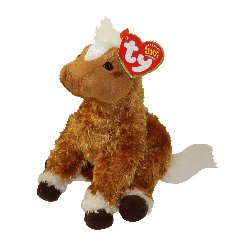 TY Beanie Baby - DURANGO the Horse (6 inch)  BBToyStore.com - Toys ... b1151ebada9