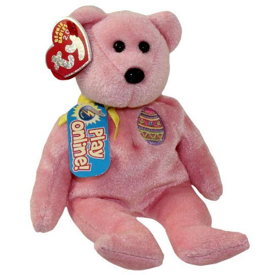 164ff0ec9c7 TY Beanie Baby 2.0 - EGGS 2008 the Easter Bear (8.5 inch)  BBToyStore.com -  Toys
