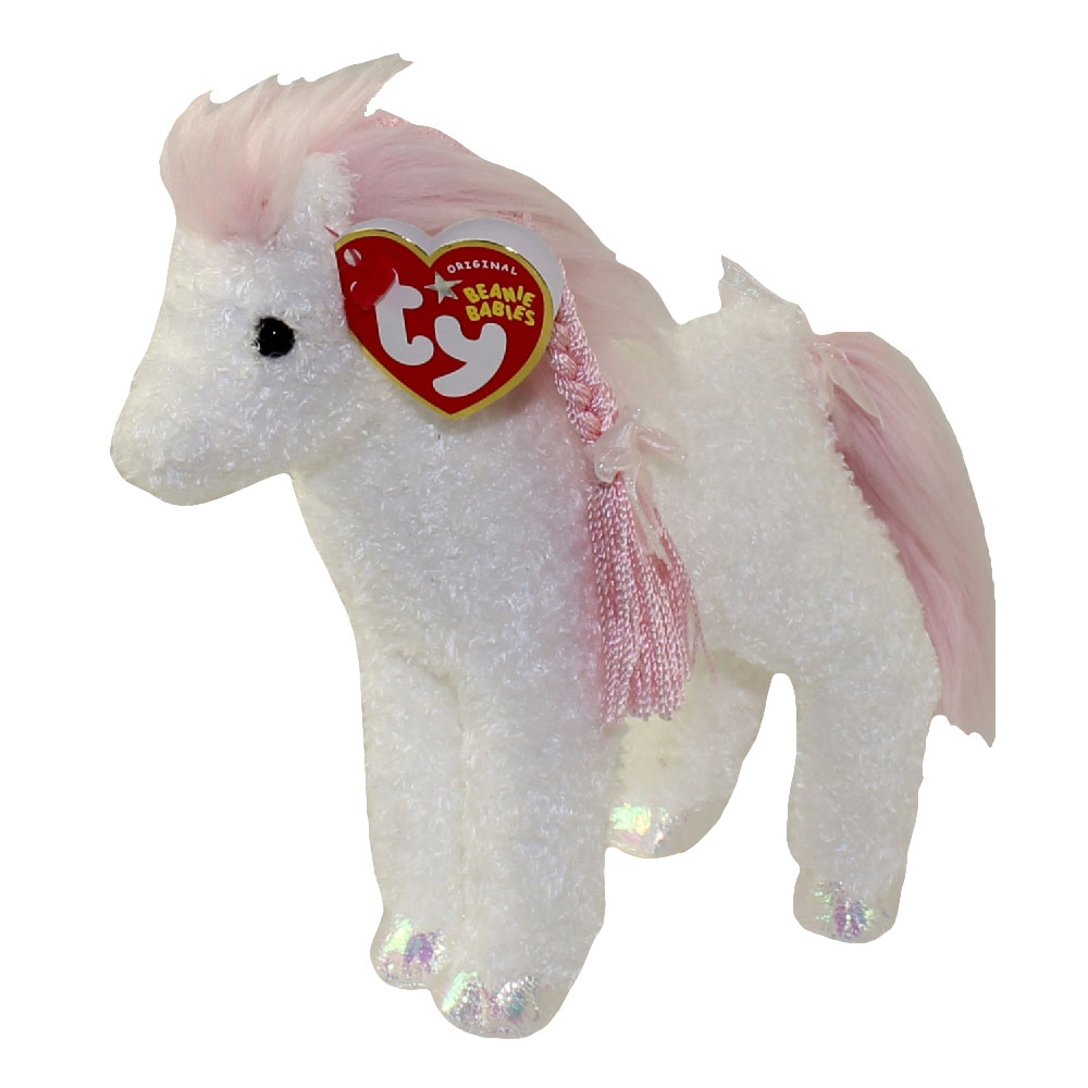 TY Beanie Baby - ENCHANTING the Horse (6 inch)  BBToyStore.com - Toys d8d73ae694a
