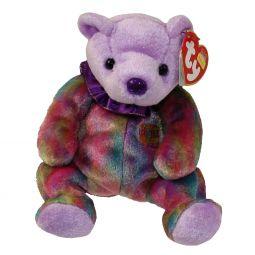 TY Beanie Baby - FEBRUARY the Birthday Bear (7.5 inch) f4ed6ac7128b