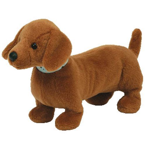Ty Beanie Baby 2 0 Frank The Dachshund Dog 7 5 Inch Bbtoystore