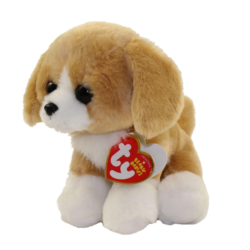 Ty Beanie Baby Franklin The Dog 6 Inch Bbtoystore Com