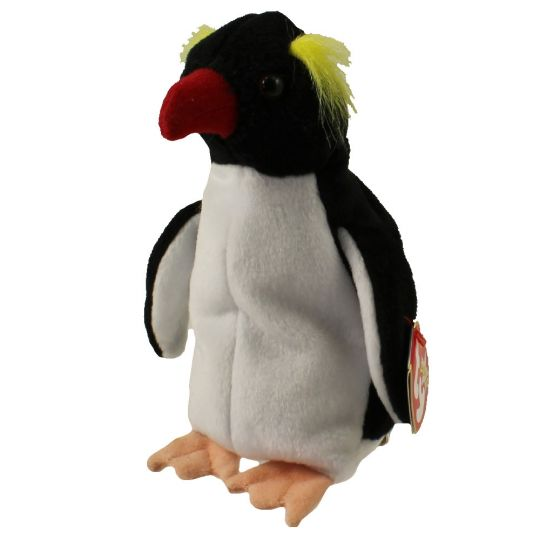 MINT with MINT TAG TY FRIGID the PENGUIN BEANIE BABY