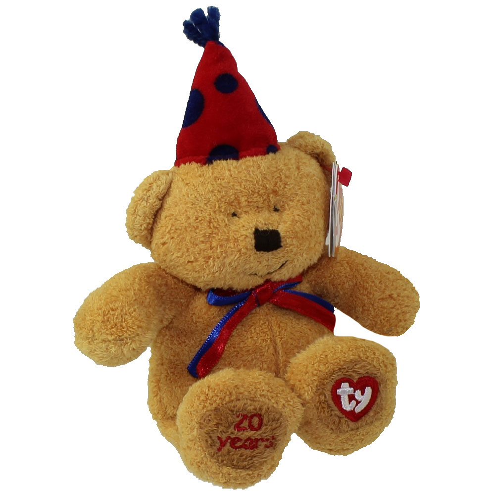 054247d1509 Ty beanie baby fun the bear anniversary inch toys plush trading cards  action figures games online