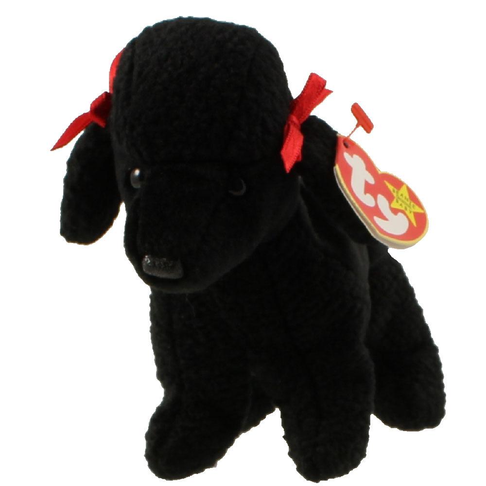 TY Beanie Baby - GIGI the Poodle Dog (6 inch)  BBToyStore.com - Toys ... e03a6413674