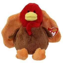 7960e41586d TY Beanie Baby - GOBBLED the Turkey (6.5 inch)
