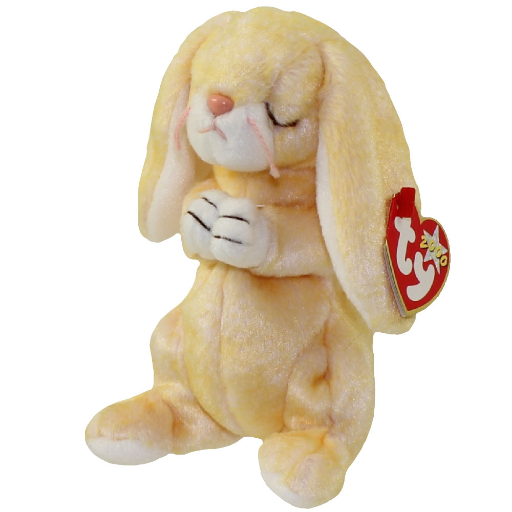 TY Beanie Baby - GRACE the Praying Bunny (5.5 inch) a2df2cba9a08