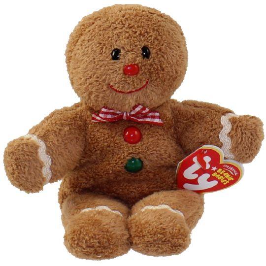 Dog Toy Gingerbread Man