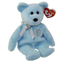 cba472f17f6 TY Beanie Baby - HAPPY HANUKKAH the Bear (Dreidel on chest - Internet  Exclusive)