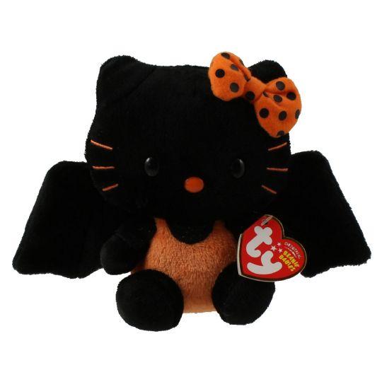 TY Beanie Baby - HELLO KITTY ( BAT ) (5.5 inch)  BBToyStore.com - Toys f7dabbec2b91