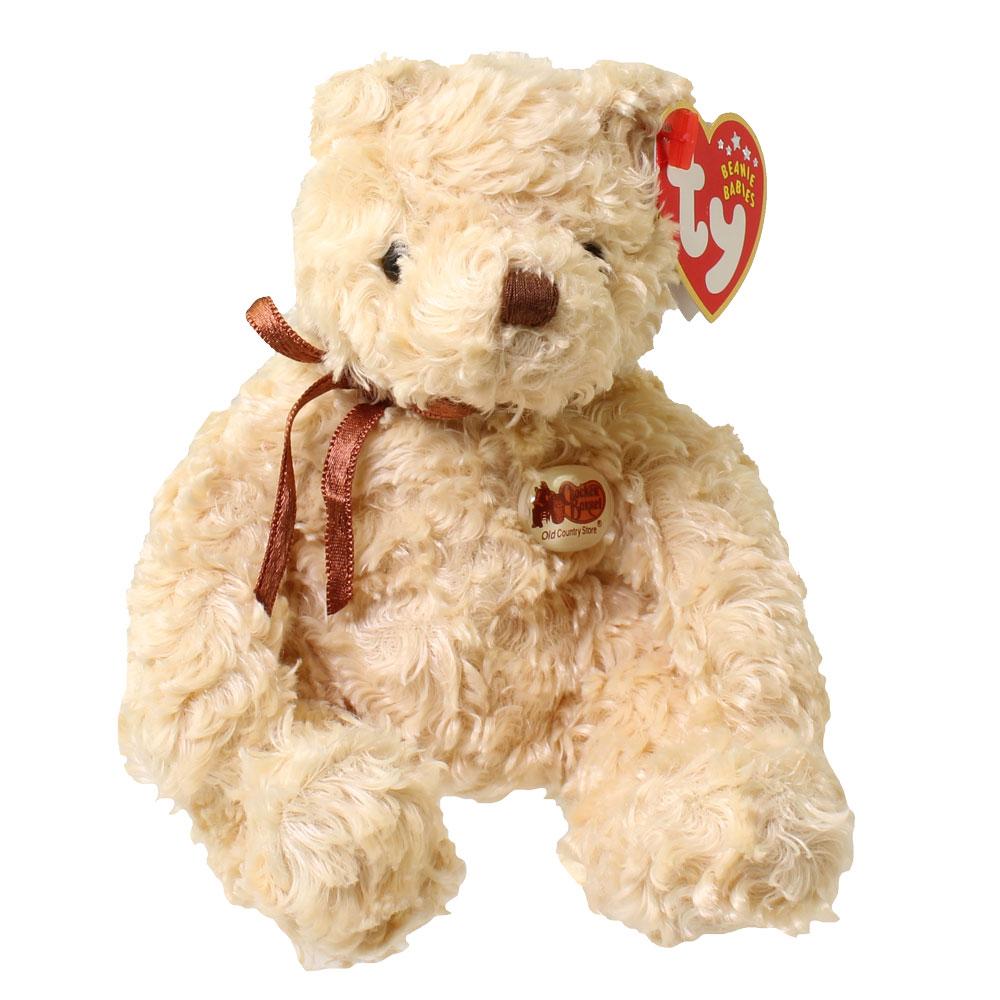 Cracker Barrel Toys : Ty beanie baby herschel the bear cracker barrel