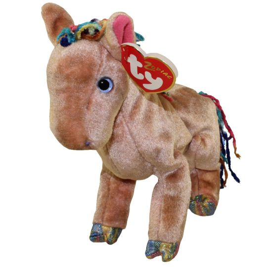 8d731fff39a TY Beanie Baby - THE HORSE Chinese Zodiac (7.5 inch)  BBToyStore.com -  Toys