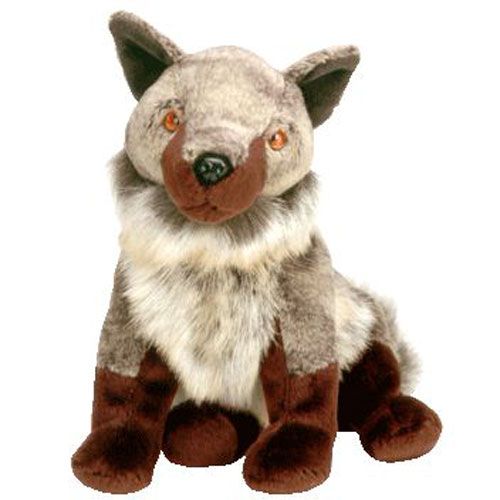a2c2d68c360 TY Beanie Baby - HOWL the Wolf (7 inch)  BBToyStore.com - Toys ...