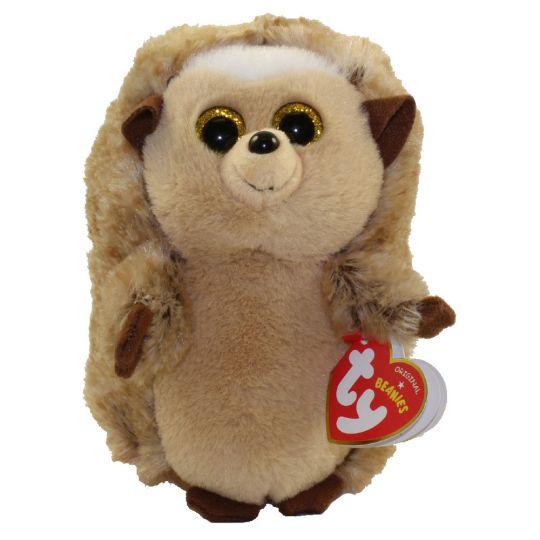 f773cb97096 TY Beanie Baby - IDA the Hedgehog (6 inch)  BBToyStore.com - Toys ...