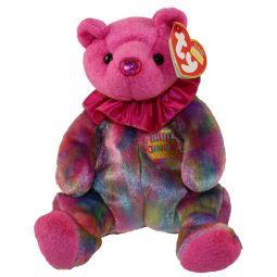 TY Beanie Baby - JANUARY the Birthday Bear (7.5 inch) 3a23b0952343
