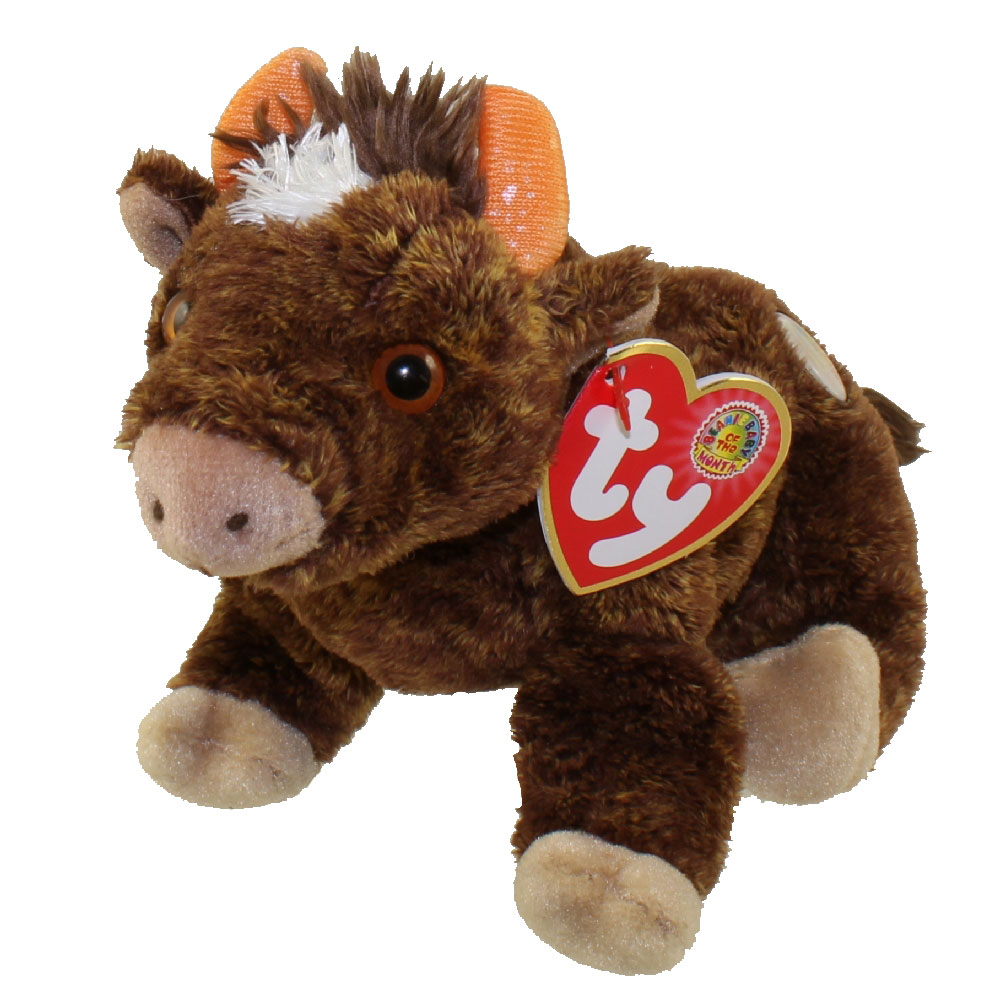 Ty Beanie Baby Jersey The Cow Bbom January 2004 6