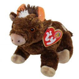 TY Beanie Baby - JERSEY the Cow (BBOM January 2004) (6 inch) 0aee08281382