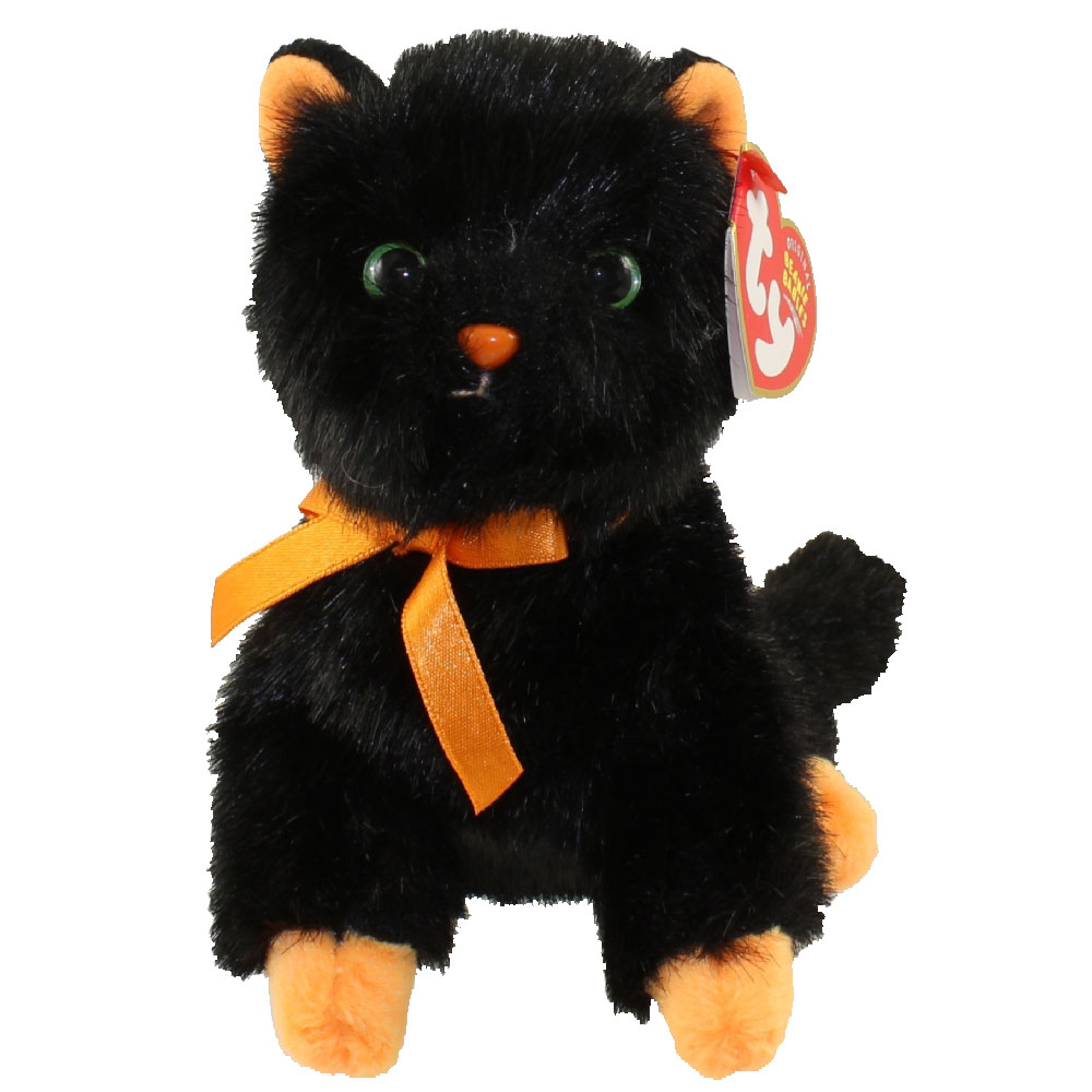 Ty Beanie Baby Jinxy The Cat Internet Exclusive 6
