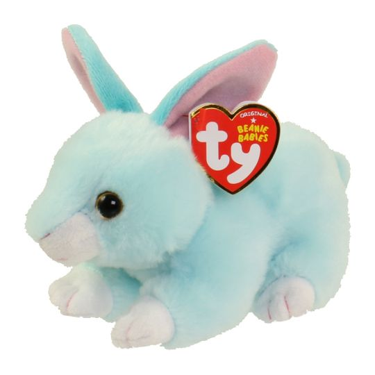 Ty Beanie Baby Jumper The Blue Bunny 6 Inch Bbtoystore Com