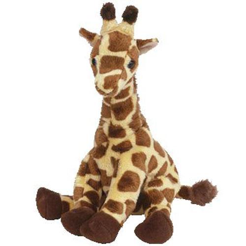 Ty Beanie Baby Jumpshot The Giraffe 7 Inch Bbtoystore Com