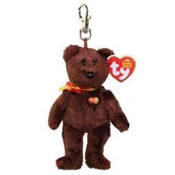 BRAVO the Angel Flight Bear Metal Key Clip - Australian Excl TY Beanie Baby