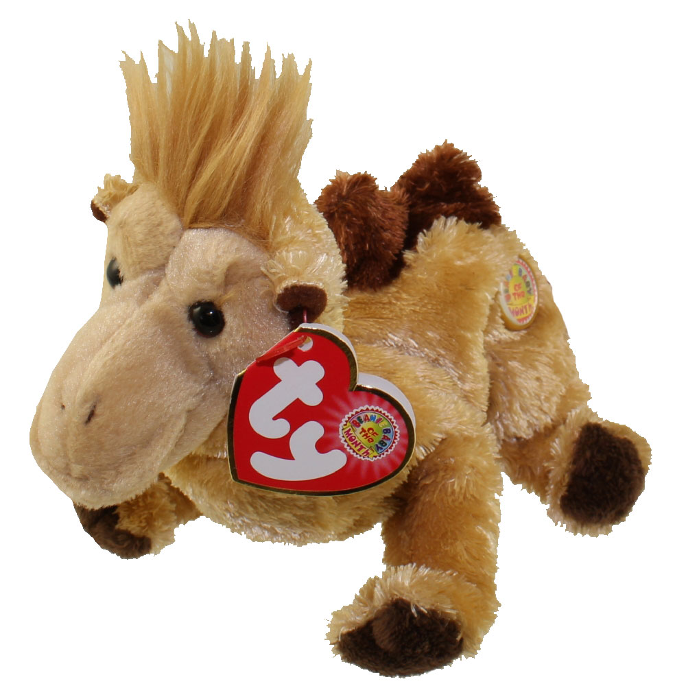 Ty Beanie Baby Khufu The Camel Bbom August 2003 6 5