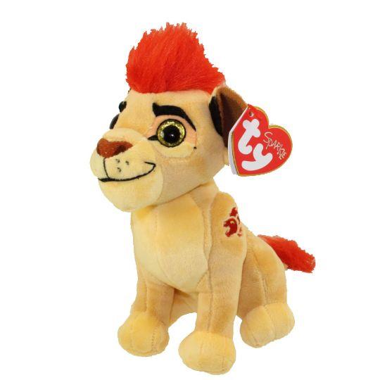 TY Beanie Baby - KION the Lion (Disney The Lion Guard)  BBToyStore.com -  Toys b47b44d637e
