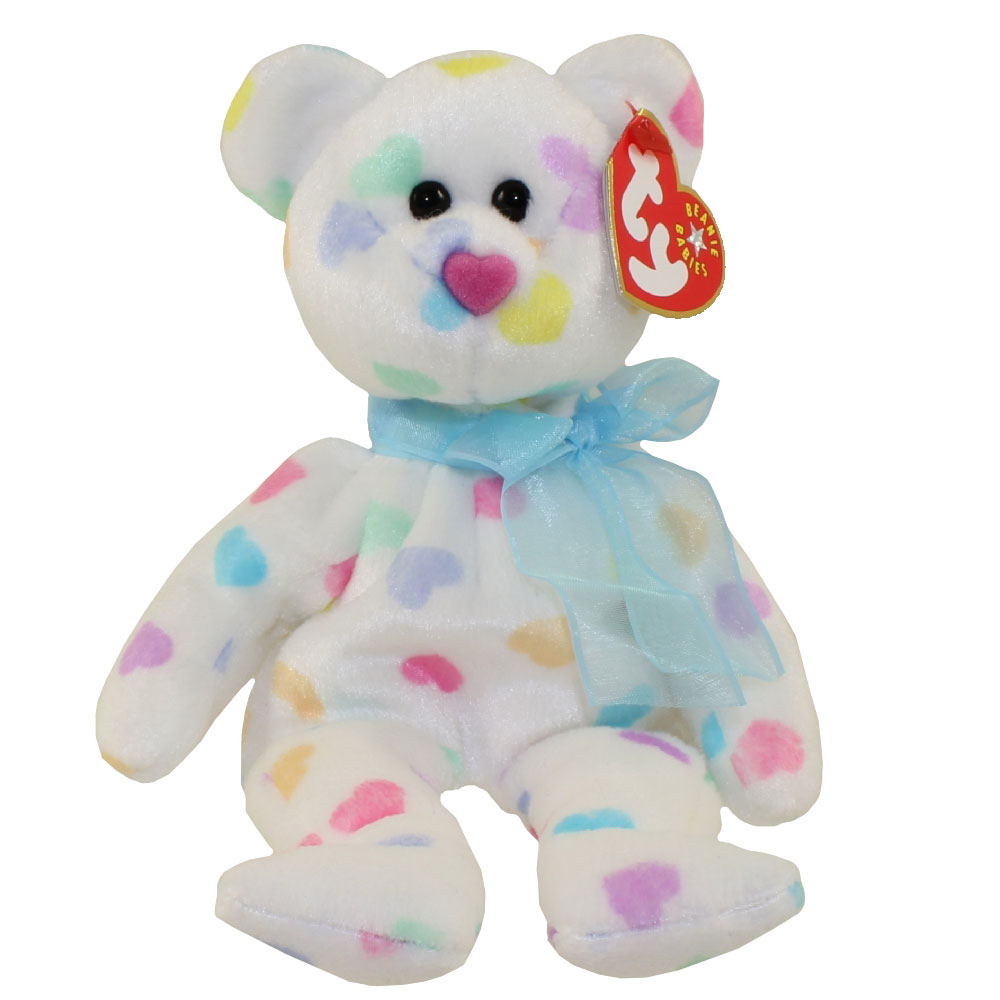 6d3eec3d5a0 TY Beanie Baby - KISSME the Valentines Bear (8 inch)