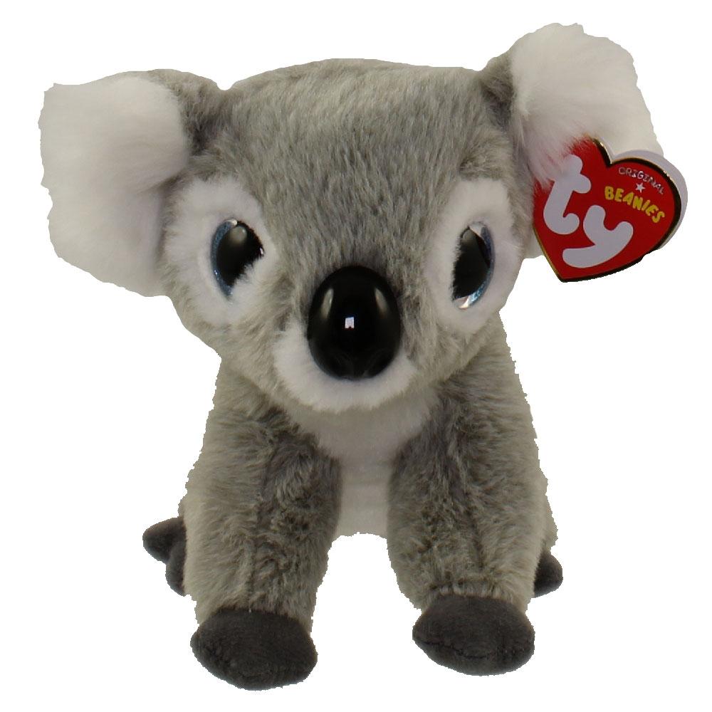Ty Beanie Baby Kookoo The Koala 6 Inch Bbtoystore Com