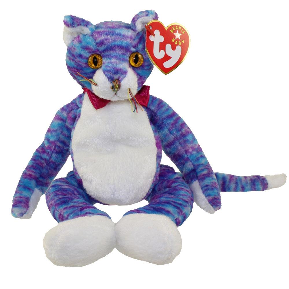 5abcef0601d TY Beanie Baby - KOOKY the Cat (9 inch)  BBToyStore.com - Toys ...