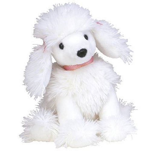 Ty Beanie Baby L Amore The Poodle Dog 6 Inch