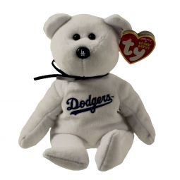 bc1e2990956 TY Beanie Baby - MLB Baseball Bear - LOS ANGELES DODGERS (8.5 inch)
