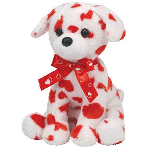 Dog Valentine Toys : Ty beanie baby lovely the valentine s dog inch