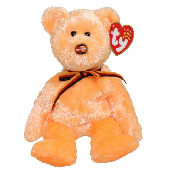 78362303a8d TY Beanie Baby - MC MASTERCARD II Bear (Credit Card Exclusive) (8.5 inch)   BBToyStore.com - Toys