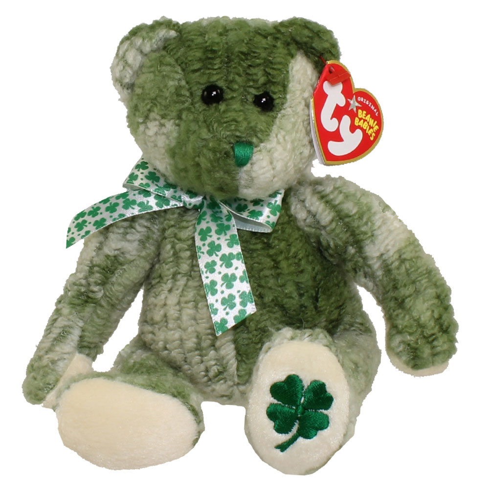 Ty beanie baby mcwooly the bear 8 inch for Bb shop