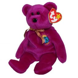 TY Beanie Baby - MILLENNIUM the Bear (8.5 inch) 29a96b9396c4