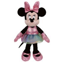 98397ee6e66 TY Beanie Baby - Disney Sparkle - MINNIE MOUSE (Ballerina) (8 inch)